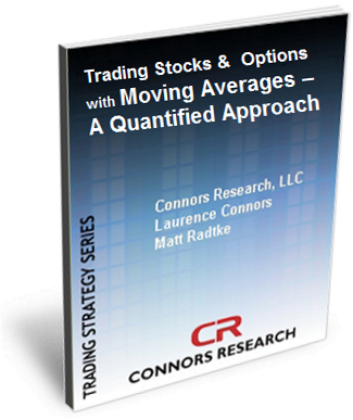 Options trading with connorsrsi